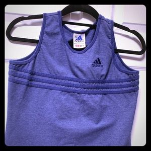 Adidas woman's sports top